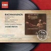 André Previn - Rachmaninov: Symphony No. 2 NEW CD
