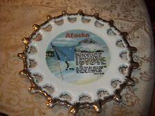 6#Z Collectible state plates Alaska