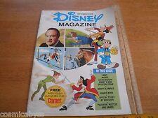 Disney Magazine 1976 Bob Hope Peter Pan Jungle Book Sport Goofy