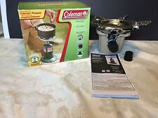 COLEMAN PERFECTFLOW One 1-Burner STOVE  Propane grill Camping Portable 5412A vtg