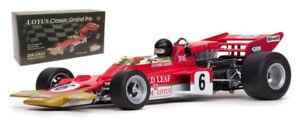 Quartzo 18272 Lotus 72C Austrian GP 1970 World Champion Jochen Rindt 1/18 Scale