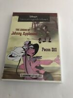 Disney's American Legends Volume 1 Classroom Edition Johnny Appleseed Pecos Bill