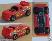 RARE HASBRO MICRO MACHINE VOITURE VOITURE ROUGE SPORT NO HO 1/100 occasion