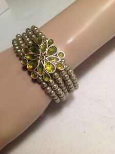 Real Collectibles By Adrienne beaded  bracelet