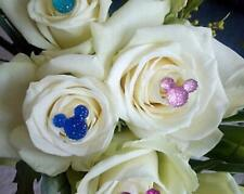 SPECIAL OFFER!!! 12 disney style them Mickey Mouse Hidden Ears Flower pins