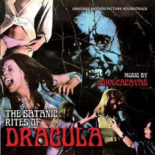 SATANIC RITES OF DRACULA, THE - Original Soundtrack by John Cacavas