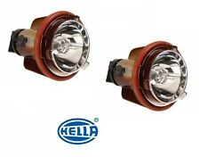 Hella Pair Set of Headlight Halo Ring Bulbs & Sockets For BMW E53 E65 E66 X5 M5