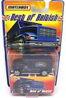 International Armored Car Matchbox Best of British Sterling Security Toy Car