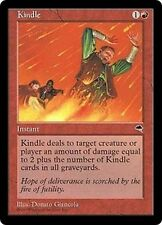 MTG Magic TMP - (x2) Kindle/Embrasement, English/VO