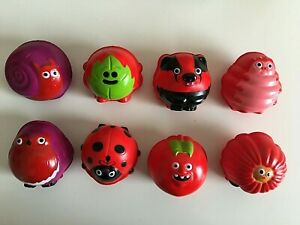 Red Nose Day 2021 :  Set of 8 Red Noses - NEW - Comic Relief  With Boxes!