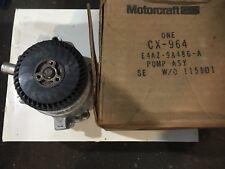 Genuine Ford Air Pump. Oem # E4AZ-9A486-A