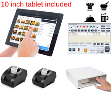 POS system register Retail store Liquor Convenience Restaurant Tablet 2 Printers