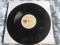 "If? ‎– Saturdays Angels MCA Records MCS1463 UK 10"" Single sided Acetate Record"