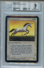 MTG Alpha Pearled Unicorn BGS 9.0 Mint Card Magic the Gathering WOTC 2282