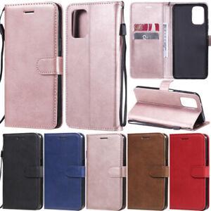 Slim Wallet Leather Flip Cover Case For LG K42 K52 K51S K41S K50 K40 Q60 K92 K51