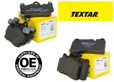 VW GOLF R32 MK5 O.E APPROVAL TEXTAR  FRONT AND REAR BRAKE PADS