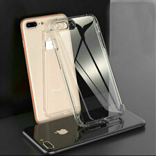 For iPhone 5 5S Transparent Ultra Thin Soft Rubber Phone Case Cover Skin Fashion