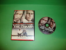 Resurrecting the Champ (DVD, 2008)