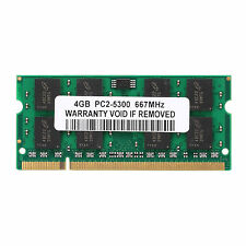 4GB PC2-5300 DDR2-667MH​z 200pin SO-DIMM Laptop Memory RAM Non-ECC Unbuffered