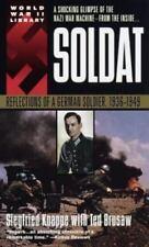Soldat: Reflections of a German Soldier, 1936-1949, Siegfried Knappe, Good Book