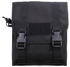 Tactical MOLLE Utility M16 Rifle Magazine Pouch Black Rothco 5704