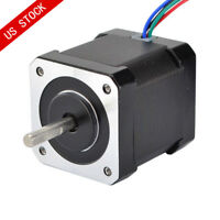US Ship Nema 17 Stepper Motor Bipolar 84oz.in(59Ncm) CNC/3D Printer Reprap Robot