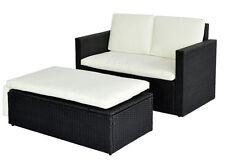 Rattan ecksofa balkon  Garten-Garnituren & -Sitzgruppen aus Rattan   eBay
