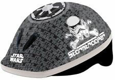 MV Sports Star Wars Stroomtrooper Safety Helmet, Kids Protective Gear