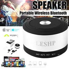 Mini Bluetooth Speaker Outdoor Wireless Stereo Bass Loudspeaker USB TF FM Mic