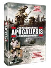 APOCALIPSIS LA PRIMERA Y SEGUNDA GUERRA MUNDIAL PACK 5 DVD NUEVO ( SIN ABRIR )