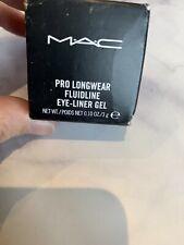 Mac Pro Longwear Fluidline Gel Liner #Blacktrack 3g