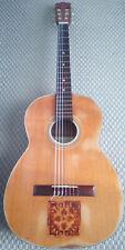 Guitarra acustica Rare Vintage 1977 Suzuki no. 9 acoustic Guitar  Made In Japan