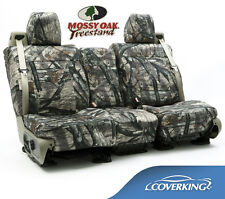 NEW Full Printed Mossy Oak Treestand Camo Camouflage Seat Covers / 5102031-01