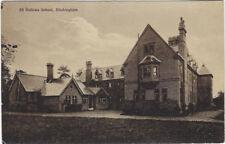 DITCHINGHAM(Suffolk) :  All Hallow's School