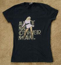 Christina Aguilera Back To Basics Aint No Other Man black t shirt size S tour