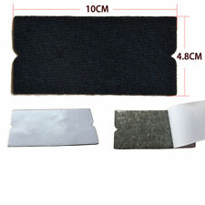 100 Pcs Fabric Felt Edge Tape For Car Vinyl Squeegee Wrapping Tools No-Scratch