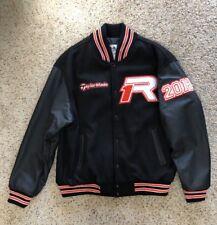 TaylorMade R1 Driver Varsity Jacket 2013 Size XL Custom Shop Tour Player