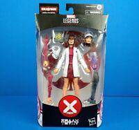 House Of X Moira Mactaggert Marvel Legends Series Figure Tri-Sentinel BAF NEW