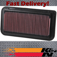 K&N 33-2252 Air Filter suits Toyota Corolla ZZE122 1ZZ-FE