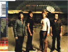 BON JOVI ~ Everyday (enhanced cd single, 2002) Cat. No. 063 937-2