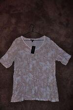Ladies NWT Conrad C Collection pullover Top - Size XL - Originally $60.00