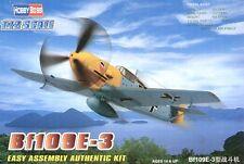 c Hobby-Boss 80253 - Messerschmitt Bf 109 E-3  (Scala 1/72)