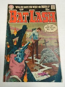 DC Comics BAT LASH #6 August/September 1969 Nick Cardy Cover