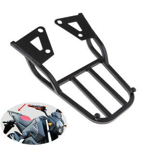 Motorcycle Tail Luggage Rack Tool Box Bag Mounting Bracket Seat Extension Rack
