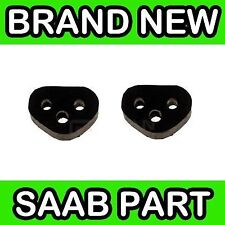 SAAB 9-5 98- 4CYL EXHAUST RUBBER MOUNTING KIT DOWNPIPE