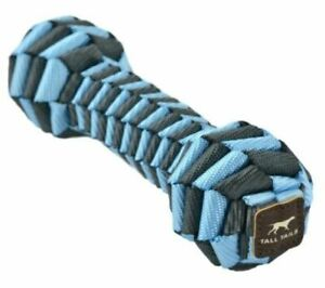 New Large Braided Bone Dog Toy - Great for Seniors and Sensitive Teeth Fetch Toy