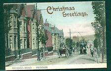Swindon Printed Collectable Wiltshire Postcards