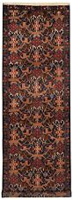 3247 # Excellent Afghan Handmade Baluchi Runner Zikini Decor Rug 272 x 85 cm