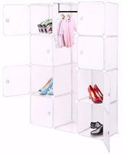 Von CHM ! Kleiderschrank Schrank Regalsystem Steckregal Garderobe Kinderschrank