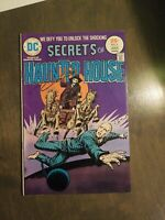 Secrets of Haunted House #2 VF DC comics 1975